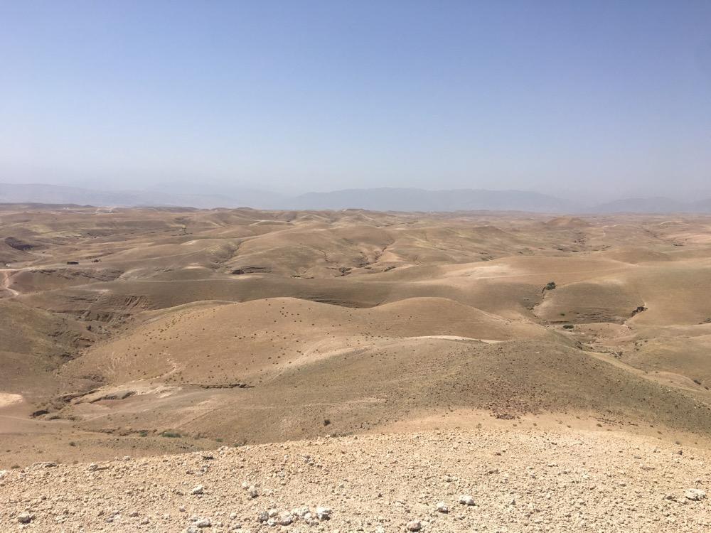 pustynia agafay