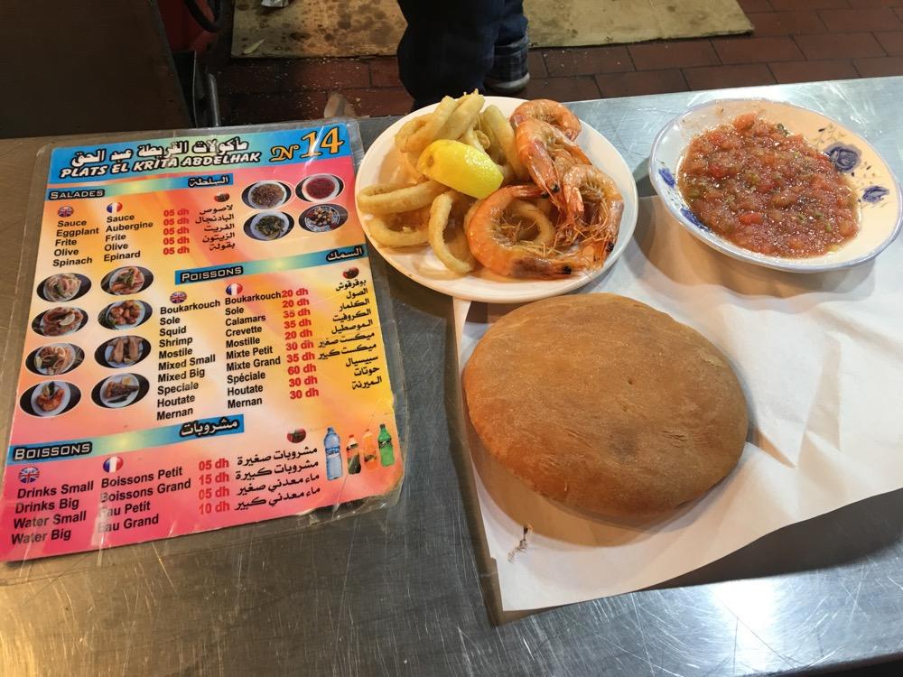 Marrakesz gdzie zjeść