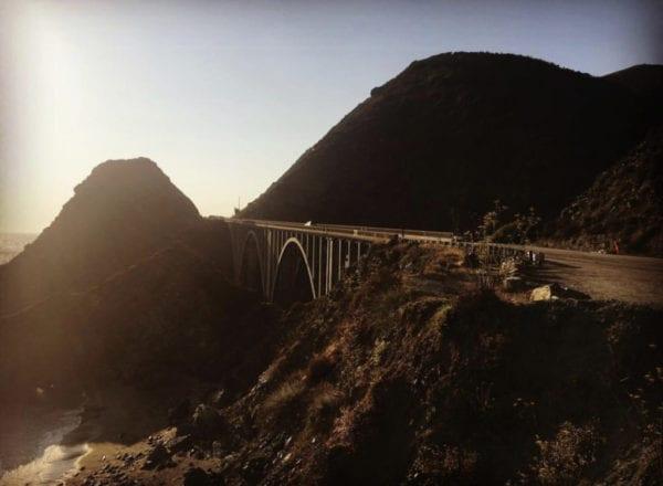 Big Sur w USA