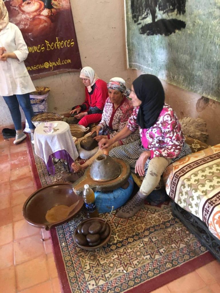 olejek arganowy maroko
