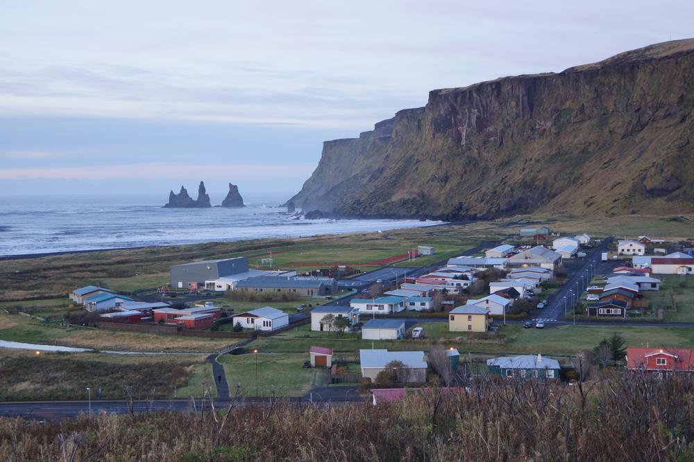 Vík í Mýrdal Islandia