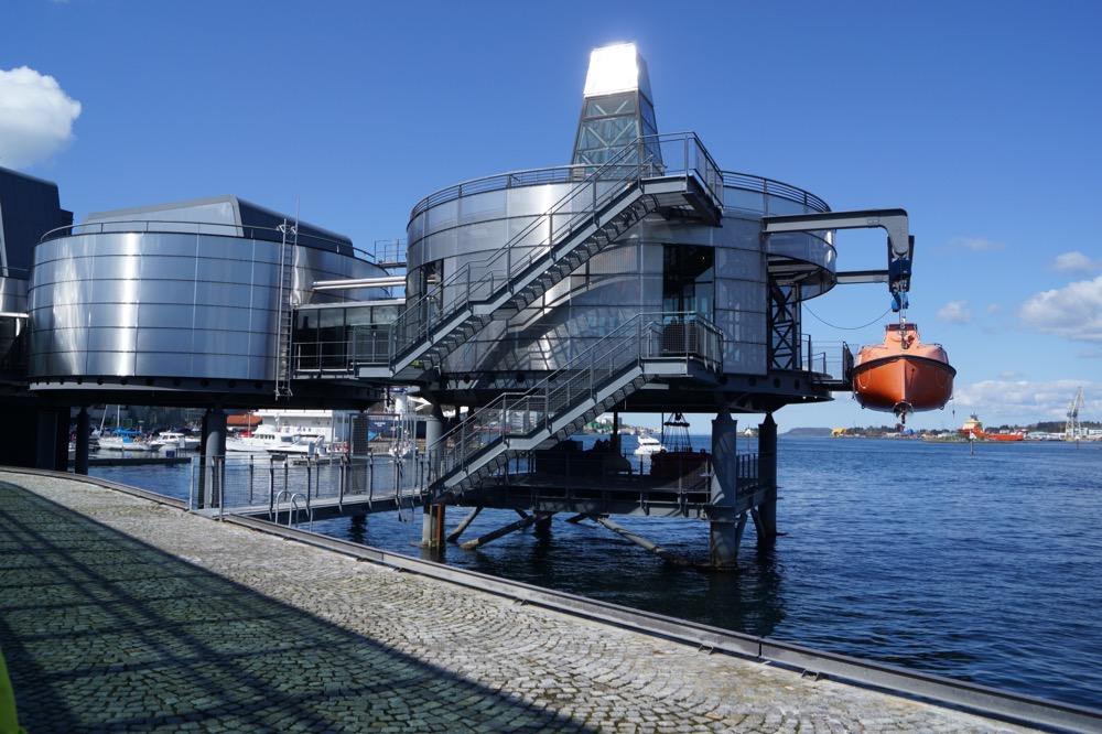 Norweskie Muzeum Naftowe