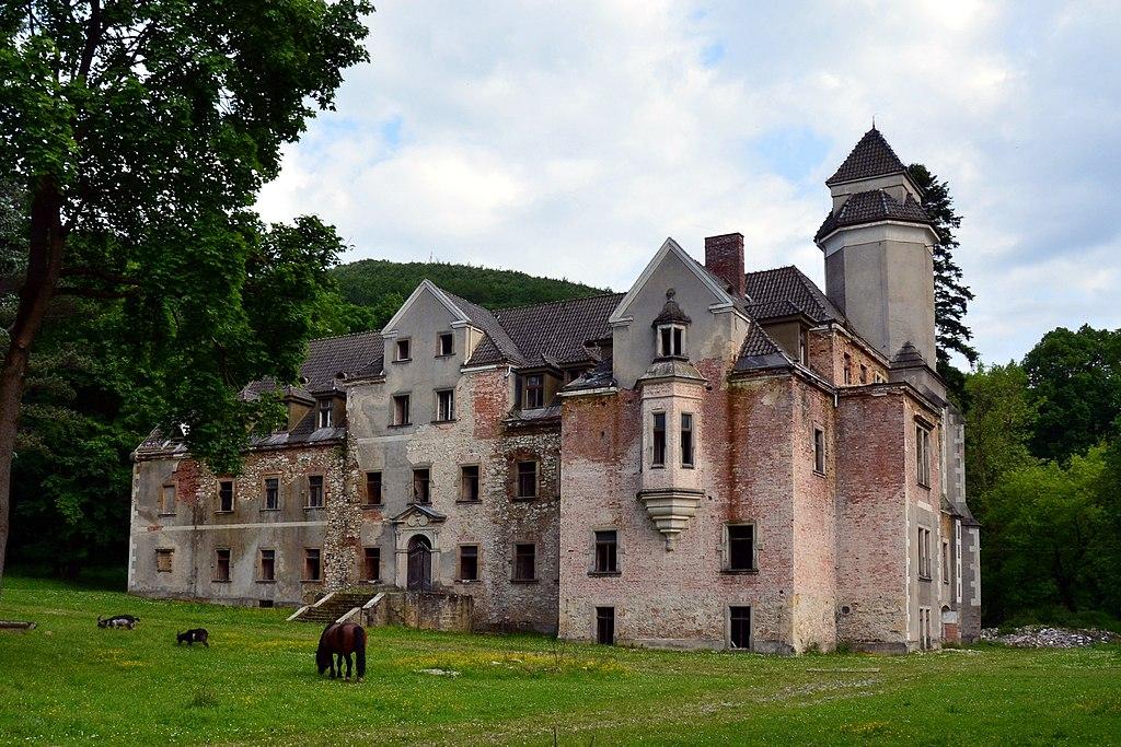 Pałac w Wojcieszowie Górnym