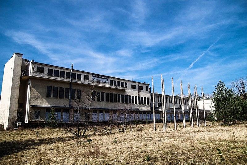 Radiowy Ośrodek Nadawczy, Leszczynka