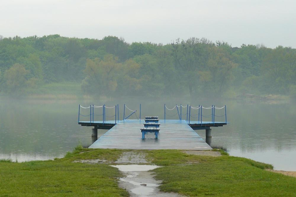 Poznań – Jezioro Rusałka