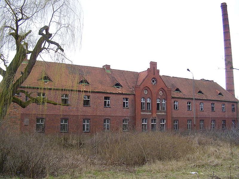 Szpital psychiatryczny w Owińskach