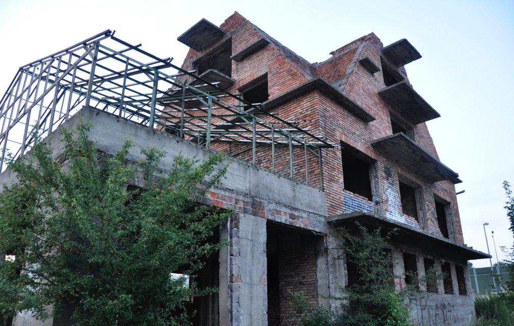Dom na ul. Kosocickiej w Krakowie