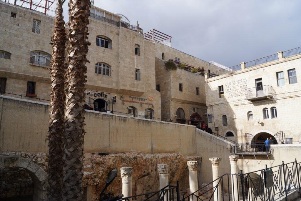 jerozolima dzielnica żydowska