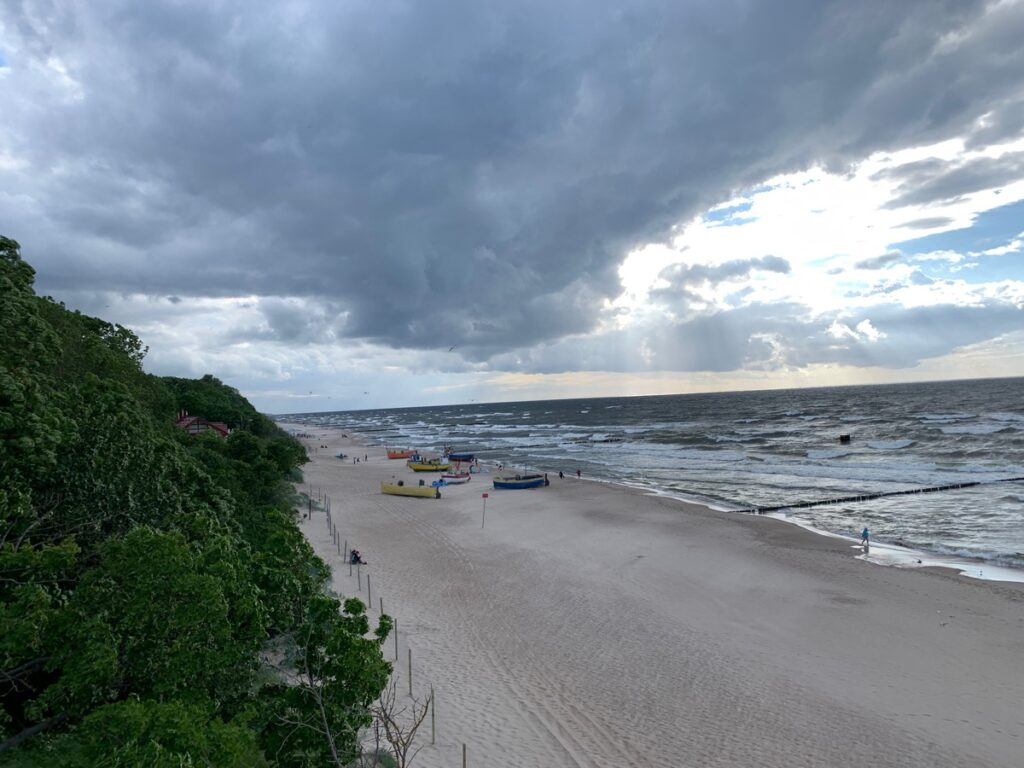 Rewal plaża